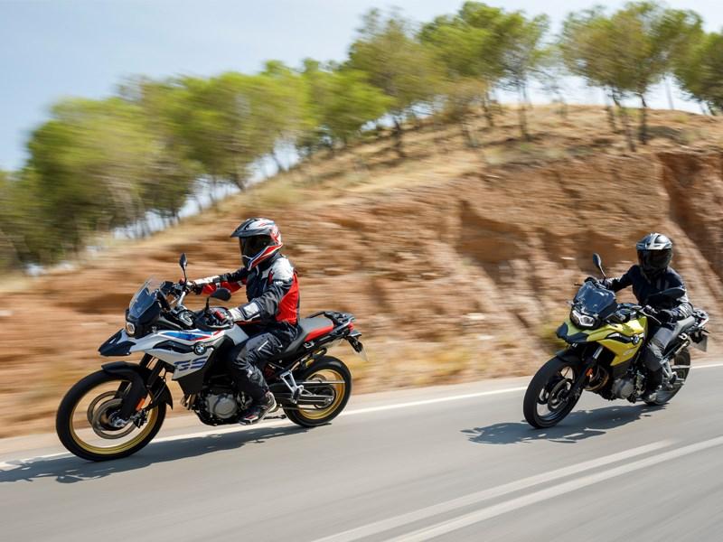 Ride on & on & on