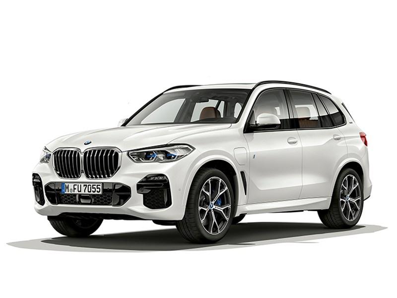 Elektrische kracht voor ultiem rijplezier: de nieuwe BMW X5 xDrive45e iPerformance.
