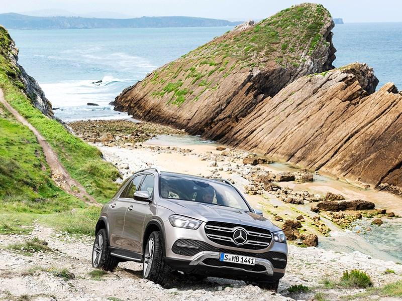 La nouvelle Mercedes-Benz GLE
