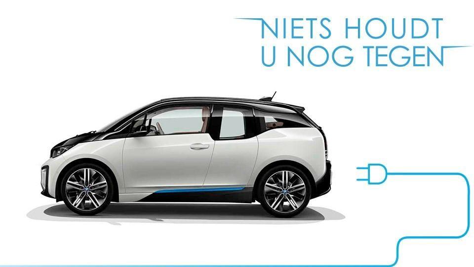 BMW DAAGT 1.000 BEDRIJVEN UIT OM DE ELEKTRISCHE SWITCH TE MAKEN.