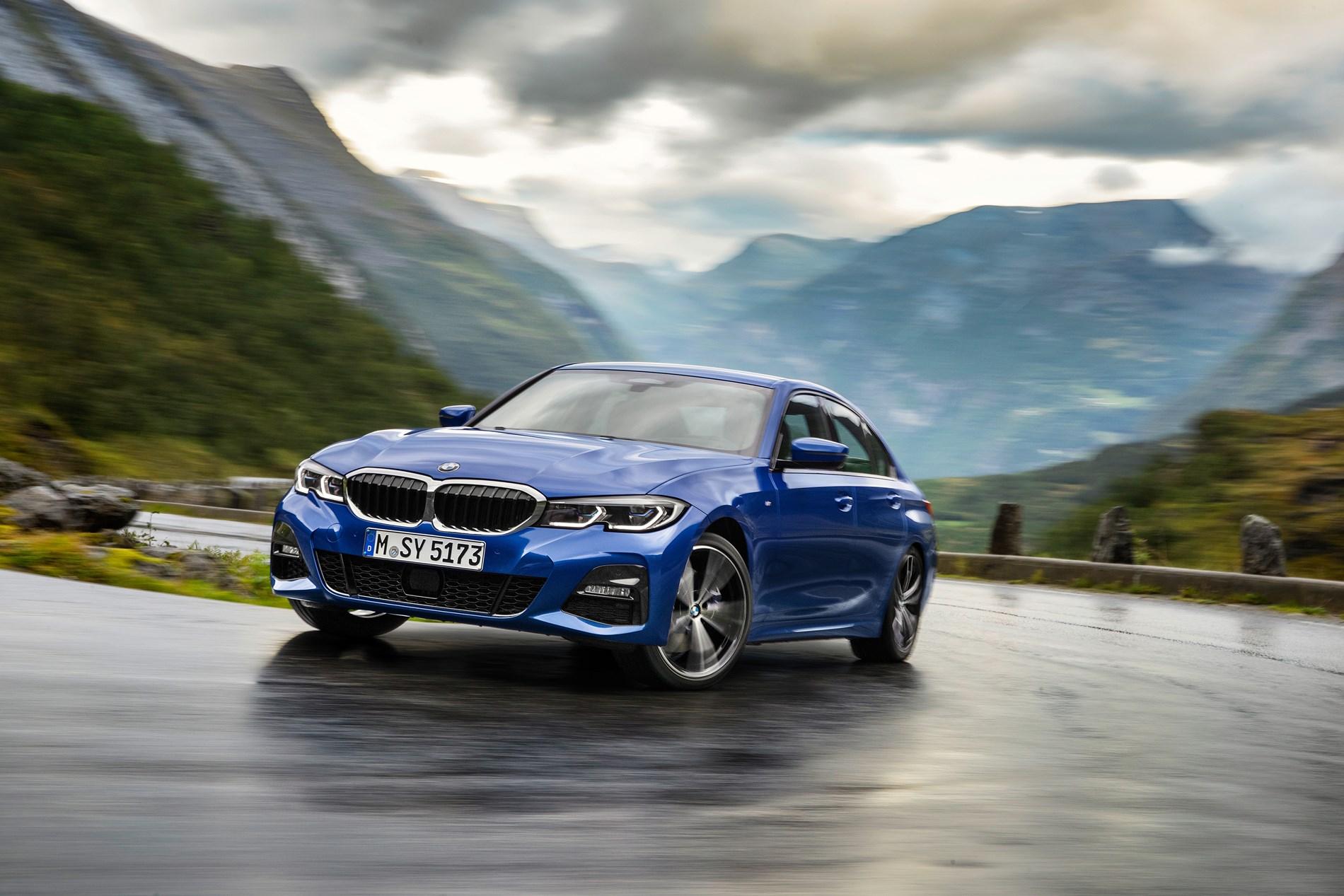 De nieuwe BMW 3 Reeks Berline.