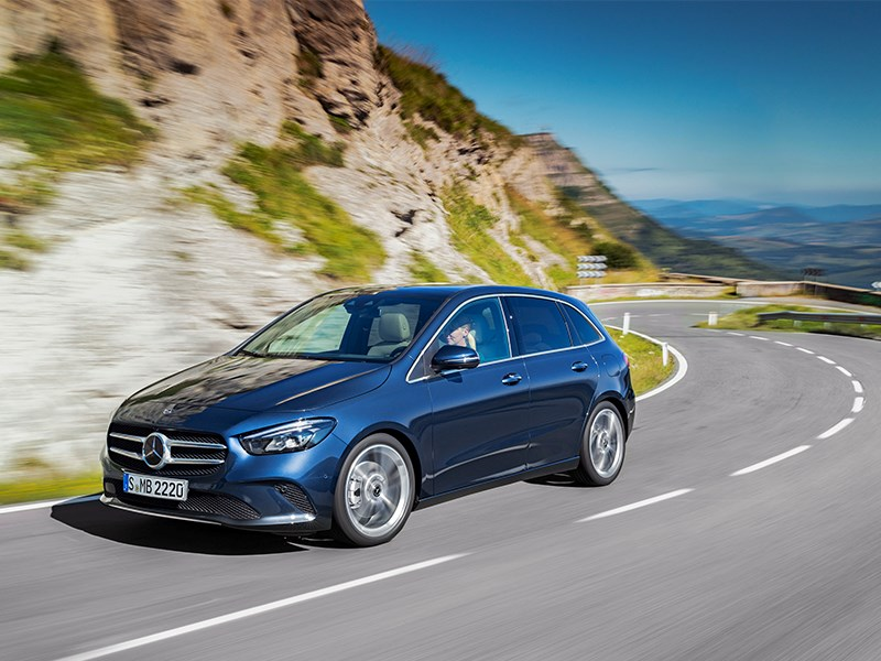 Car Avenue La nouvelle Mercedes-Benz Classe B