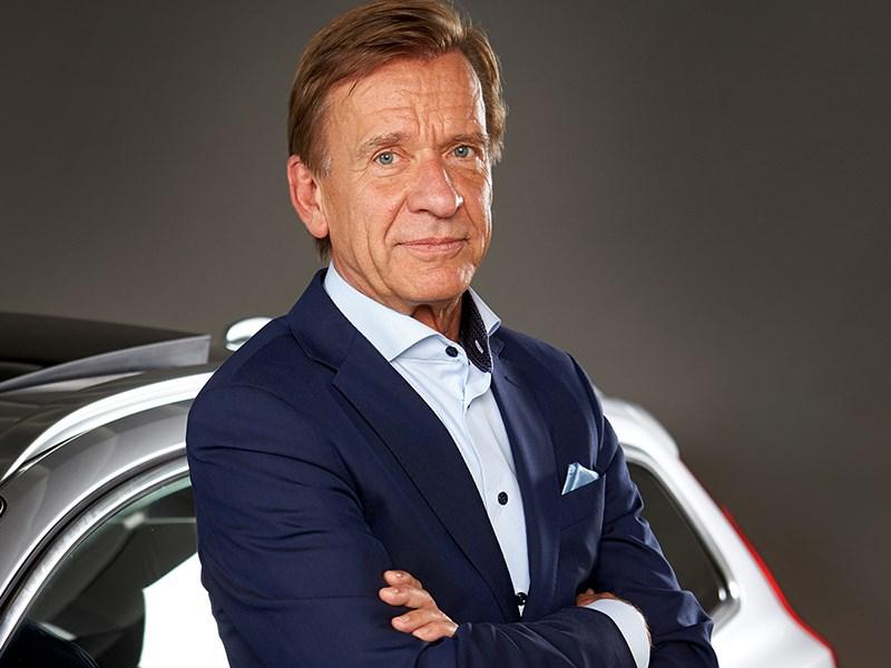 Volvo Cars en NVIDIA halen de banden aan