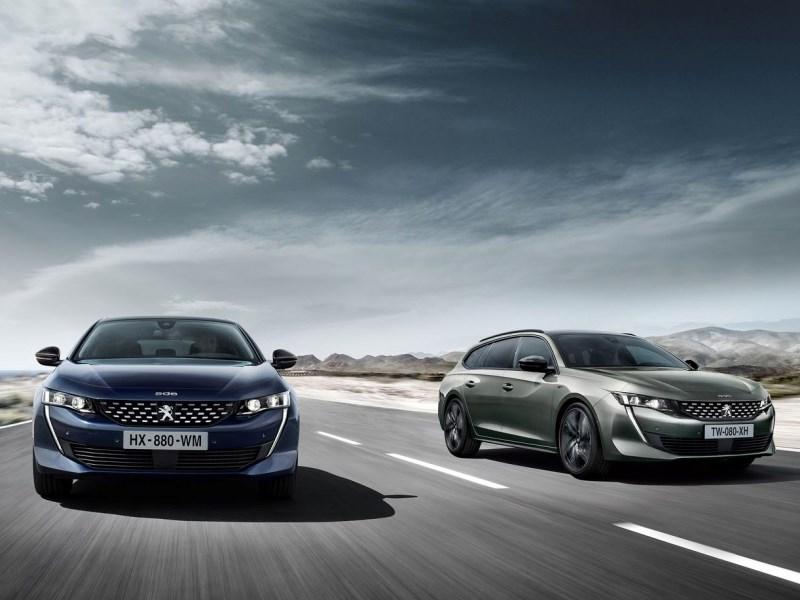 Peugeot 508 en 508SW voorgesteld als First Edition
