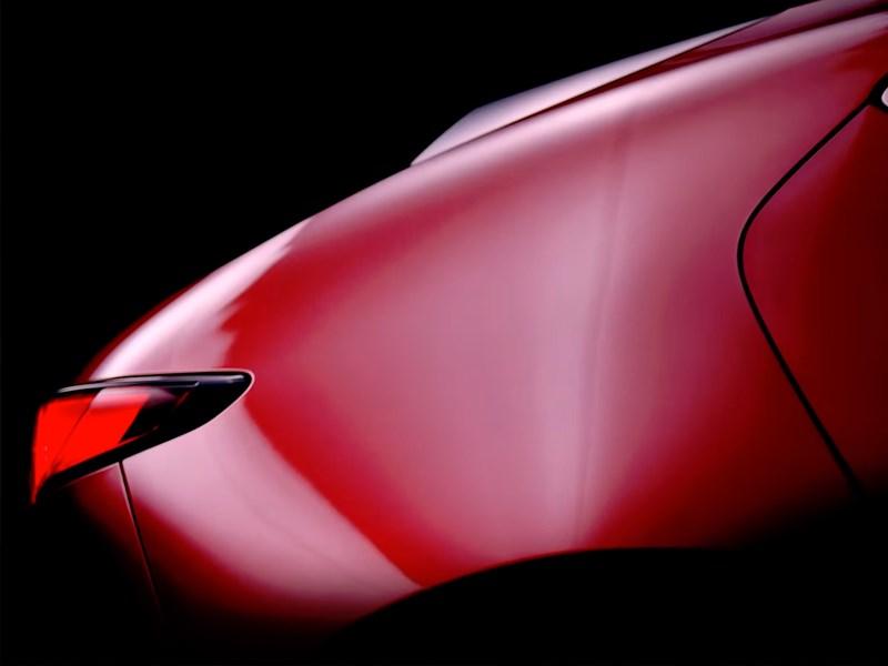Mazda heeft zijn nieuwe 3 klaar.