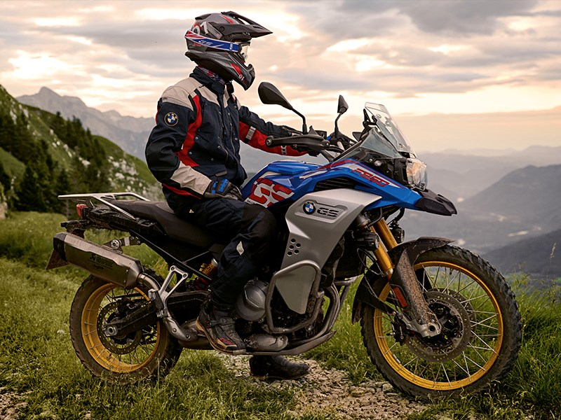 La Nouvelle BMW F 850 GS Adventure.