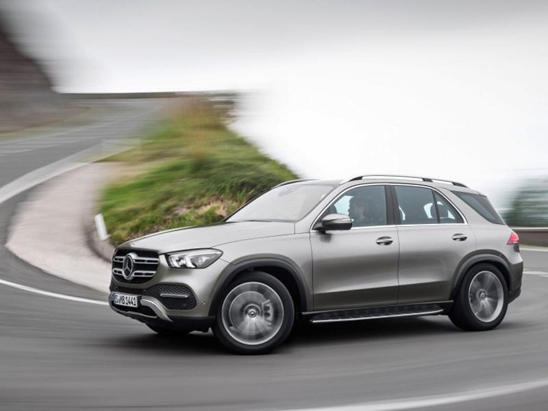 Car Avenue Commercialisation du nouveau Mercedes-Benz GLE