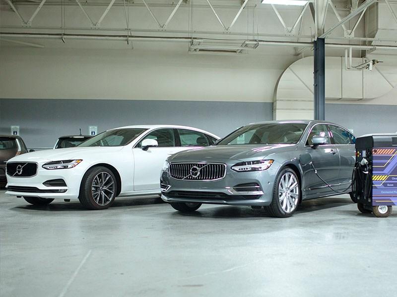 Volvo Cars Tech Fund investeert in laadbedrijf voor elektrische wagens FreeWire