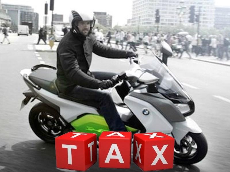 Fiscale info m.b.t. motorrijden