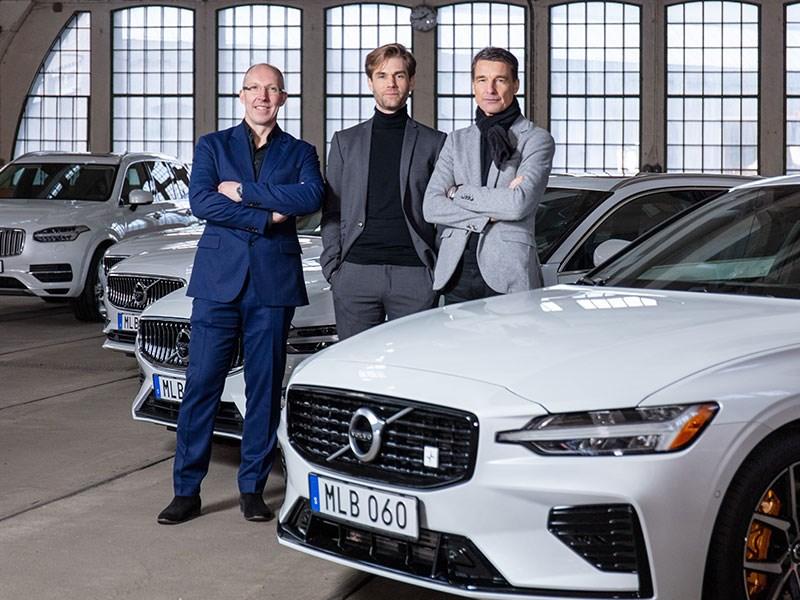 Het bekroonde assortiment van Volvo Cars levert het bewijs: drie hoofddesigners zijn beter dan een