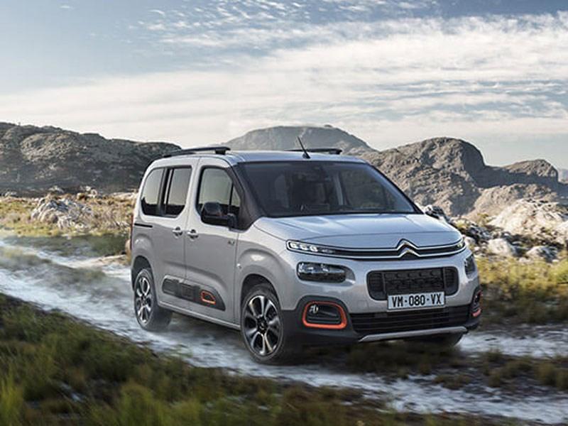 New Citroën Berlingo ontvangt prijs Autobest 2019