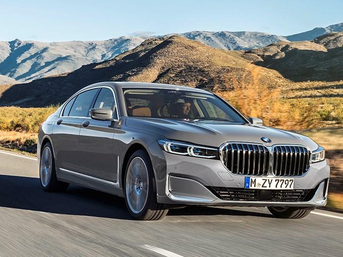 De nieuwe BMW 7 Reeks.