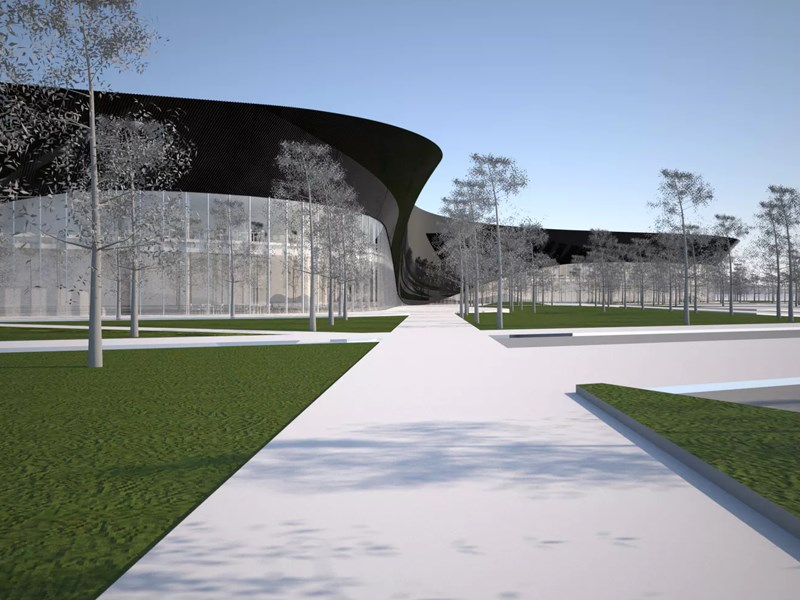 Start of construction for the Polestar Production Centre