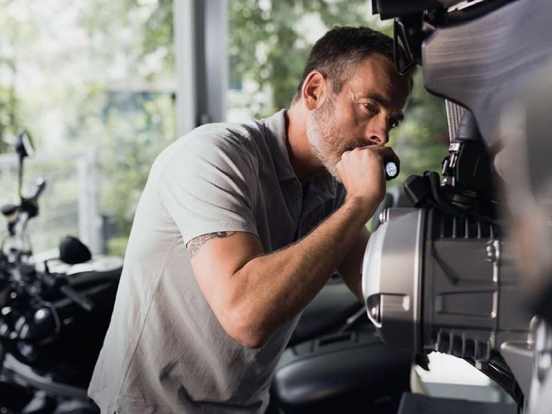 Offre d'emploi : Mécanicien motos