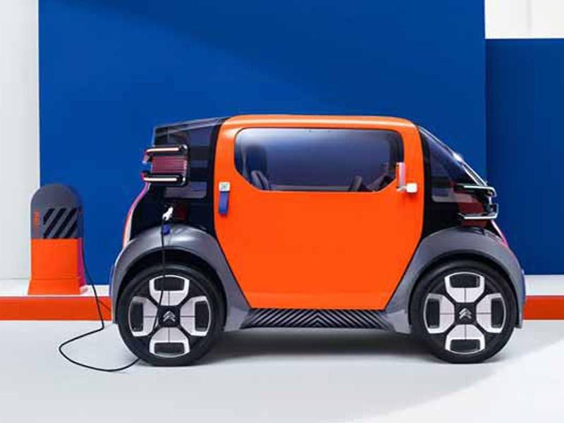 AMI ONE CONCEPT: mobiliteit in de stad voor iedereen bereikbaar!