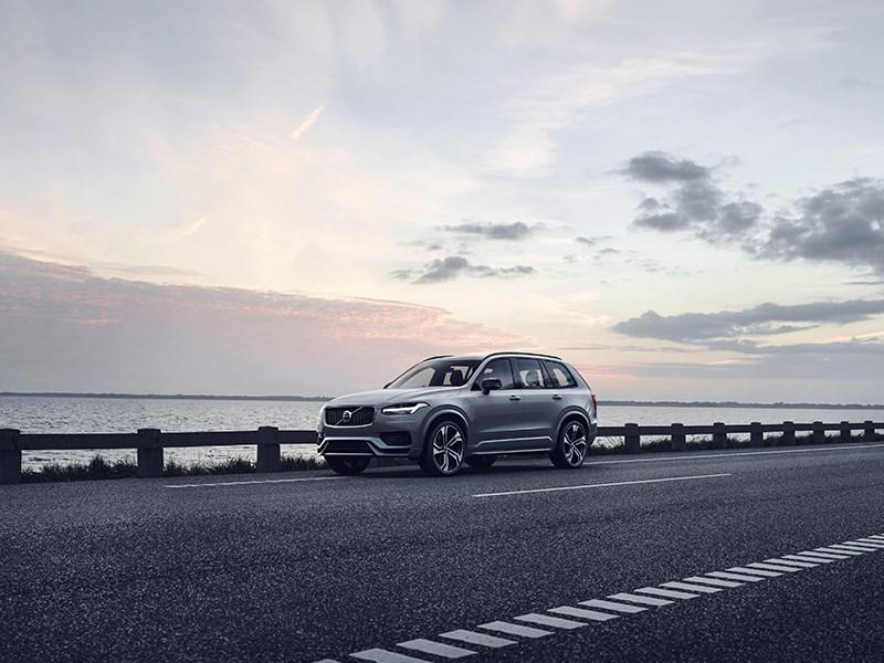 Volvo Cars stelt vernieuwde SUV XC90 voor