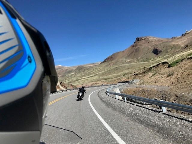 BMW Peter D'Haese Travels