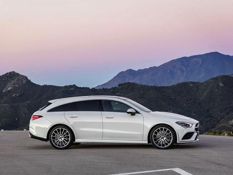 La nouvelle Mercedes-Benz CLA Shooting Brake