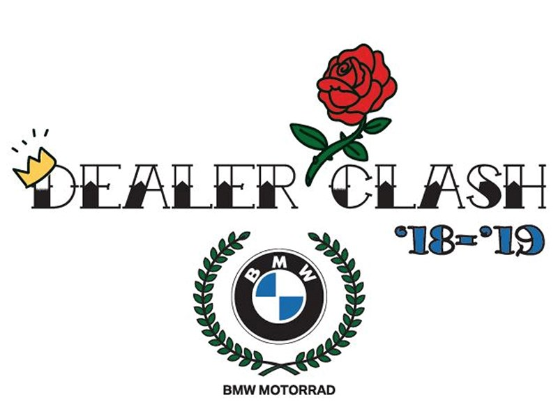 BMW R nineT Dealer Clash 2019: 12 tot 18 maart in de BMW Brand Store in Brussel.