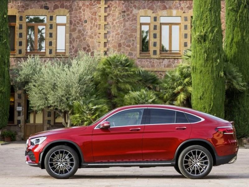Car Avenue Le nouveau Mercedes-Benz GLC Coupé