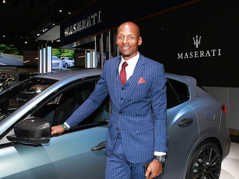 Maserati Reveals ONE OF ONE Personalized Levante SUV Custom Crafted