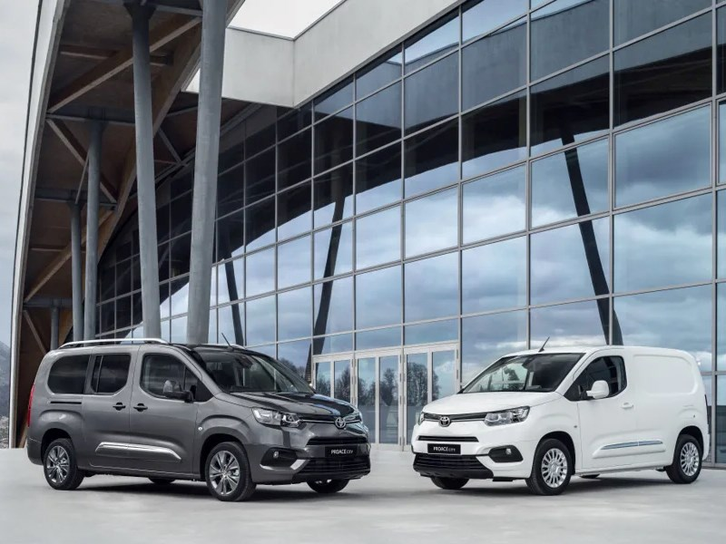 headerimage De nieuwe Toyota PROACE City