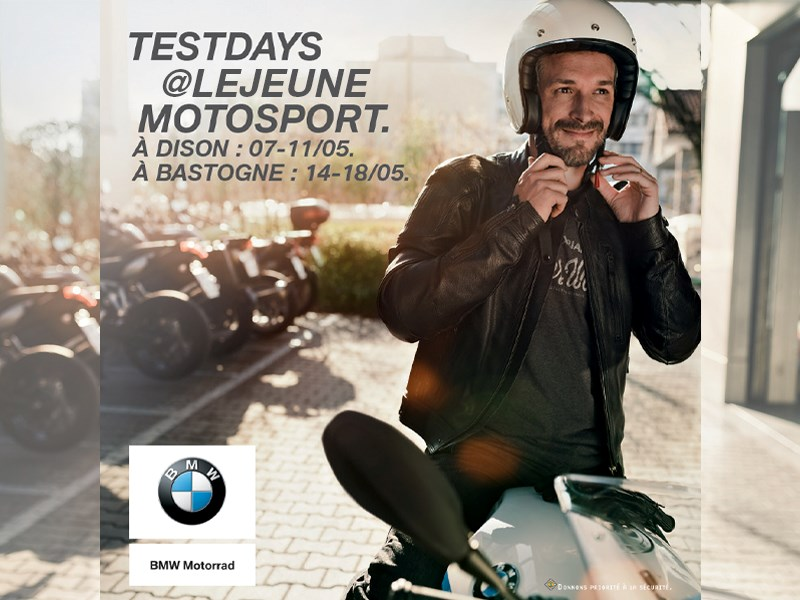 Testdays @ Lejeune Motosport