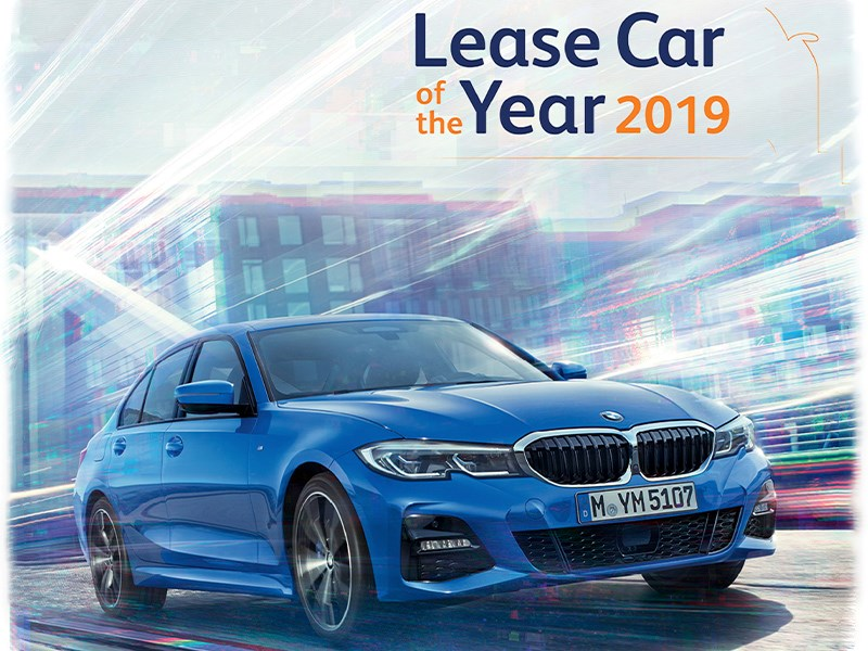 Nieuwe BMW 3 Reeks is Lease Car Of The Year 2019.