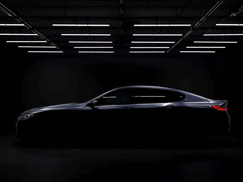 De BMW 8 Reeks Gran Coupé – een vierdeurs sportwagen met sublieme elegantie en moderne luxe.