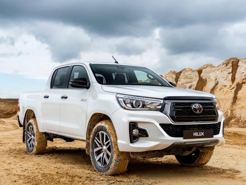 headerimage De nieuwe Toyota Hilux Limited