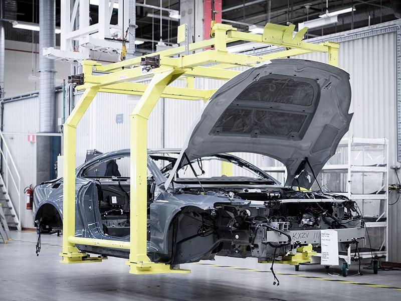 Polestar richt nieuwe R&D-faciliteit op in het VK om toekomstige elektrische sportwagens te ontwikkelen