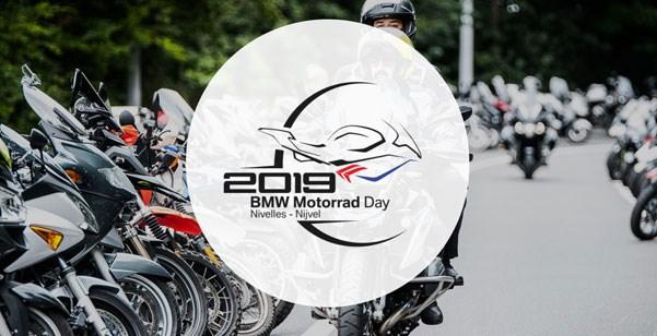 Motorsport Mabbe nodigt u uit voor de BMW Motorrad Day 2019 te Nijvel