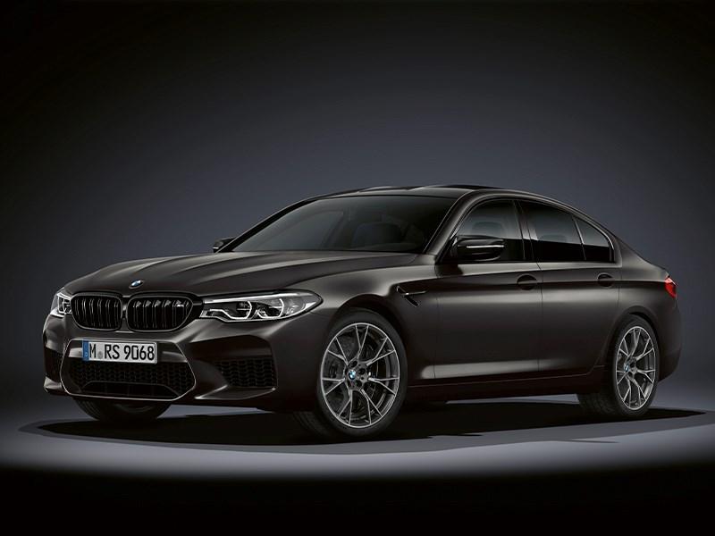 Maximale prestaties in exclusieve stijl: de BMW M5 'Edition 35 Jahre'.