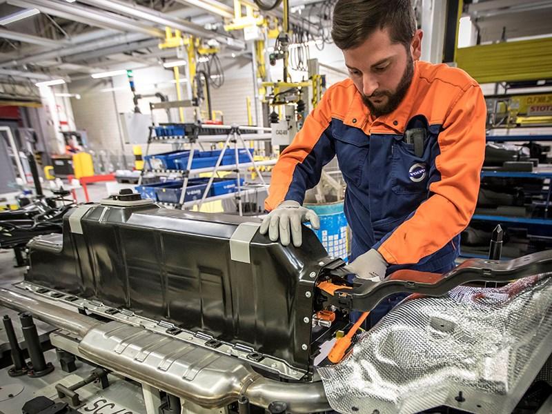 Volvo Car Group tekent miljardendeals met CATL en LG Chem voor levering van accu's