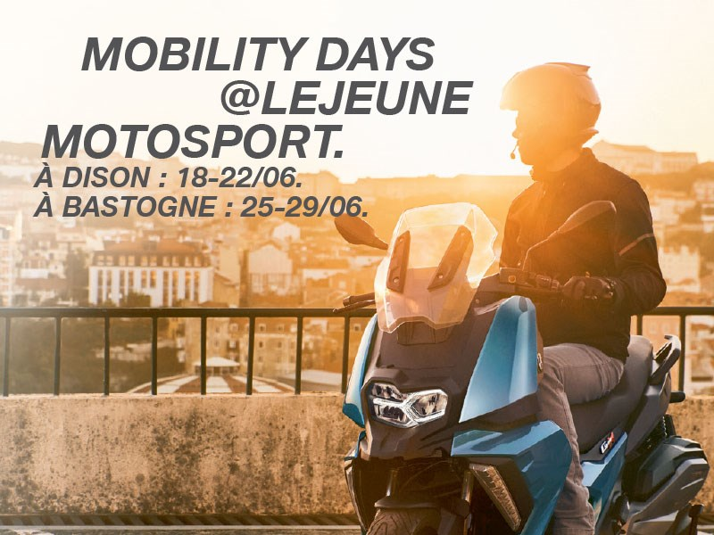 Mobility Days