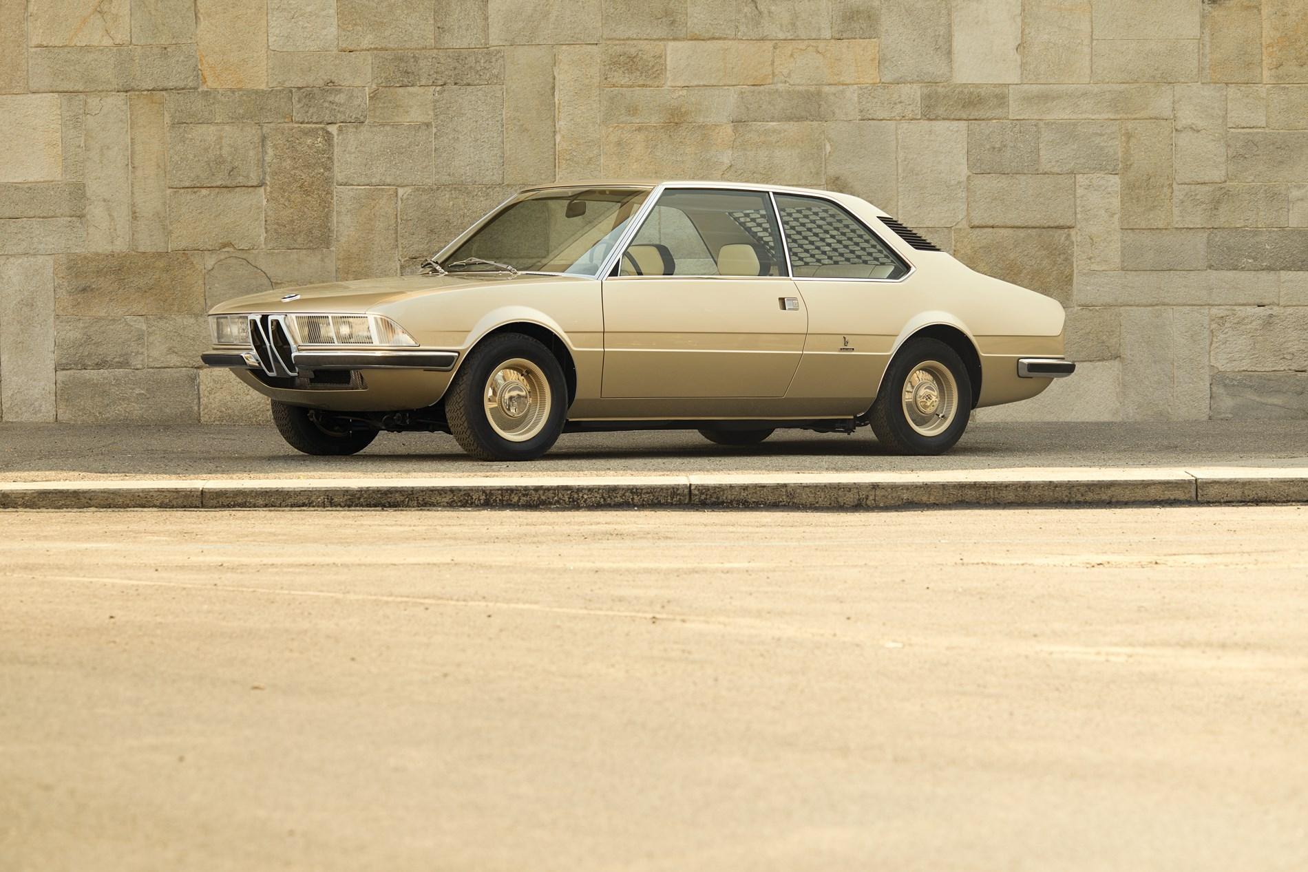 De BMW Garmisch. BMW eert het visionaire design van Marcello Gandini.