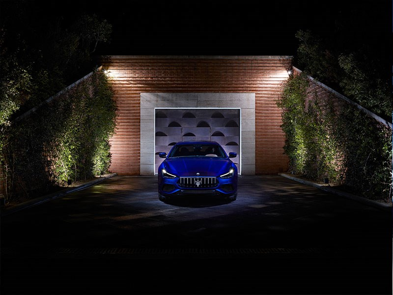 Maserati announces its partnership with Antinori