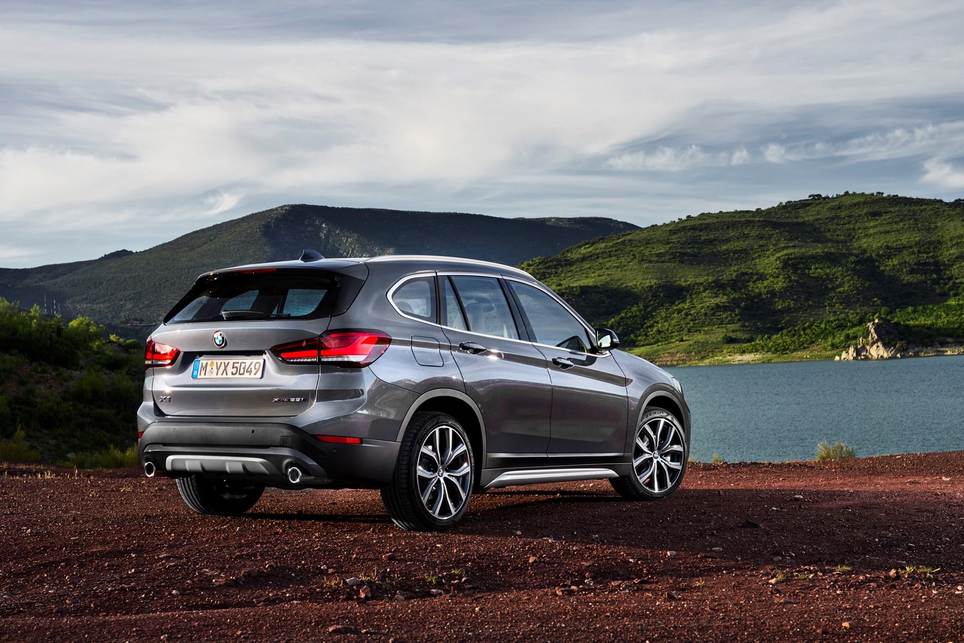 De nieuwe BMW X1.