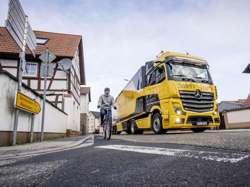Mercedes-Benz Actros: Synonyme d'efficacité