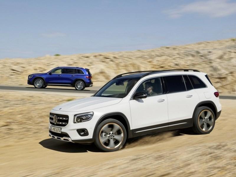 Car Avenue Le nouveau Mercedes-Benz GLB : pour la famille et les amis