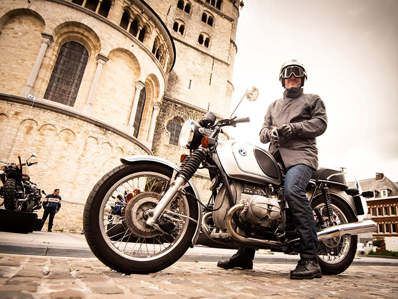 Ginion Motorbikes un des premiers Certified BMW Motorrad Classic Partners.