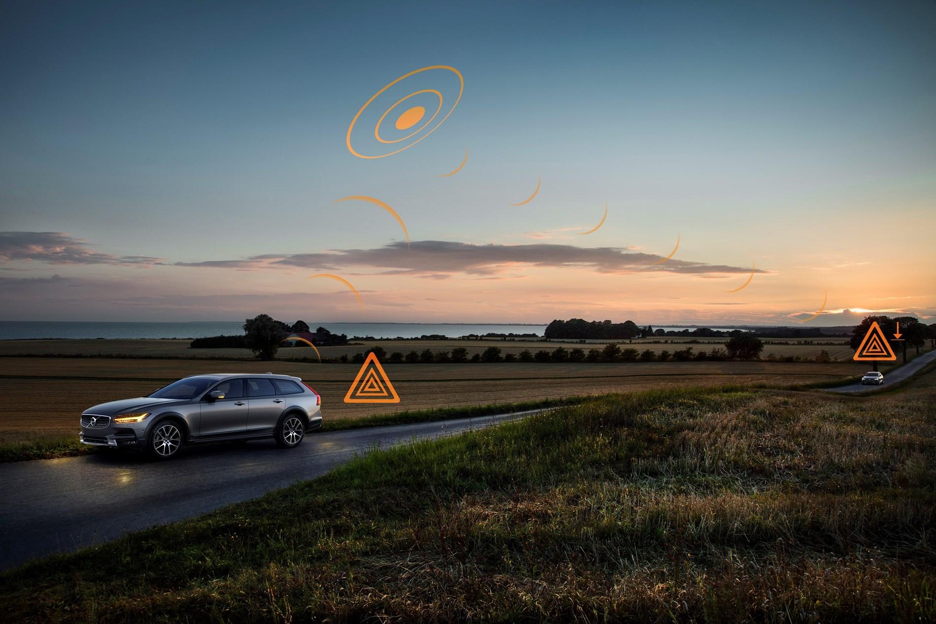 Volvo Cars deelt data om internationale verkeersveiligheid te verbeteren