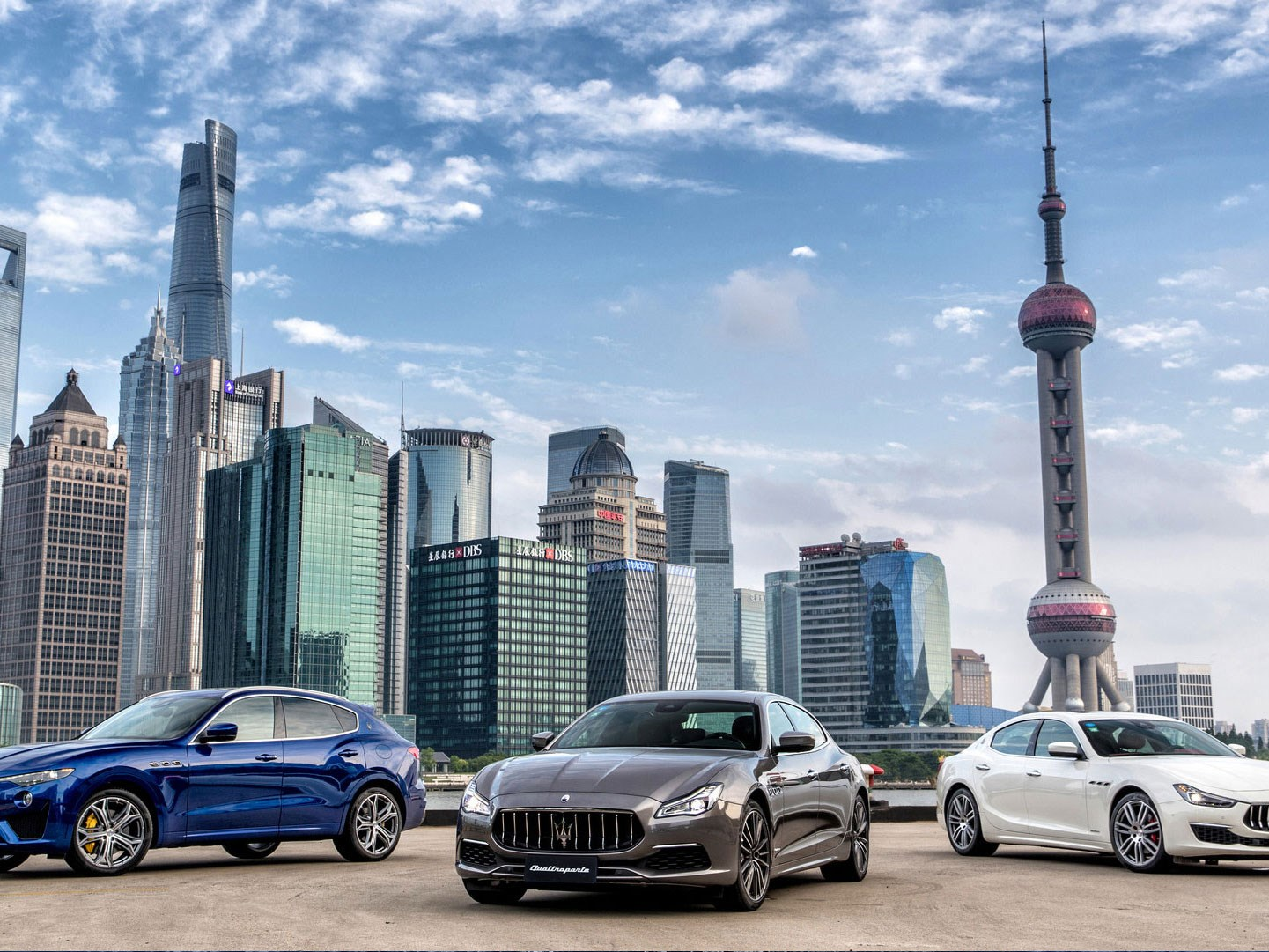 "Maserati Celebrates its ""Double Anniversary"" with a Grand Tour in 2019"