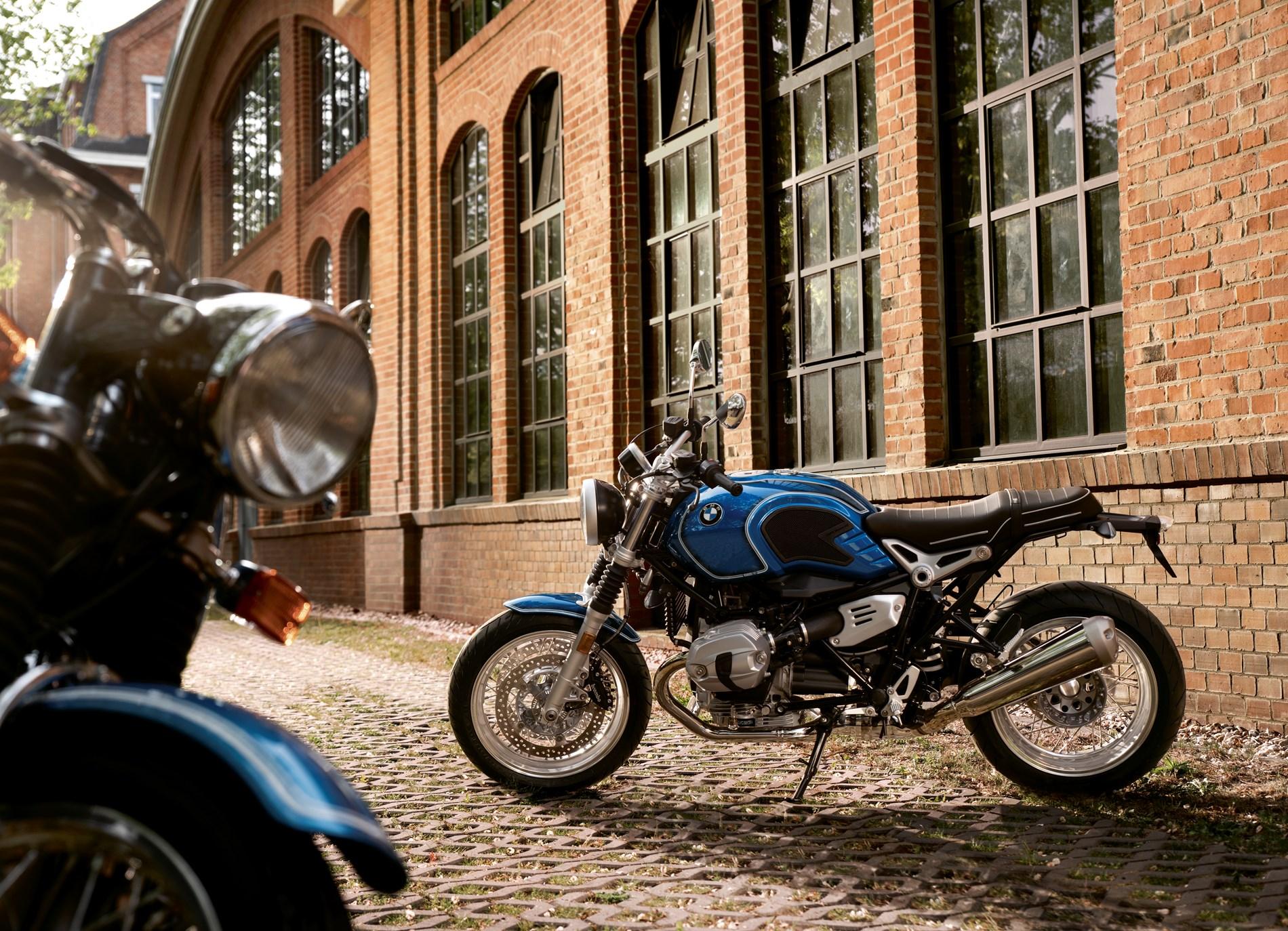De nieuwe BMW R nineT /5.