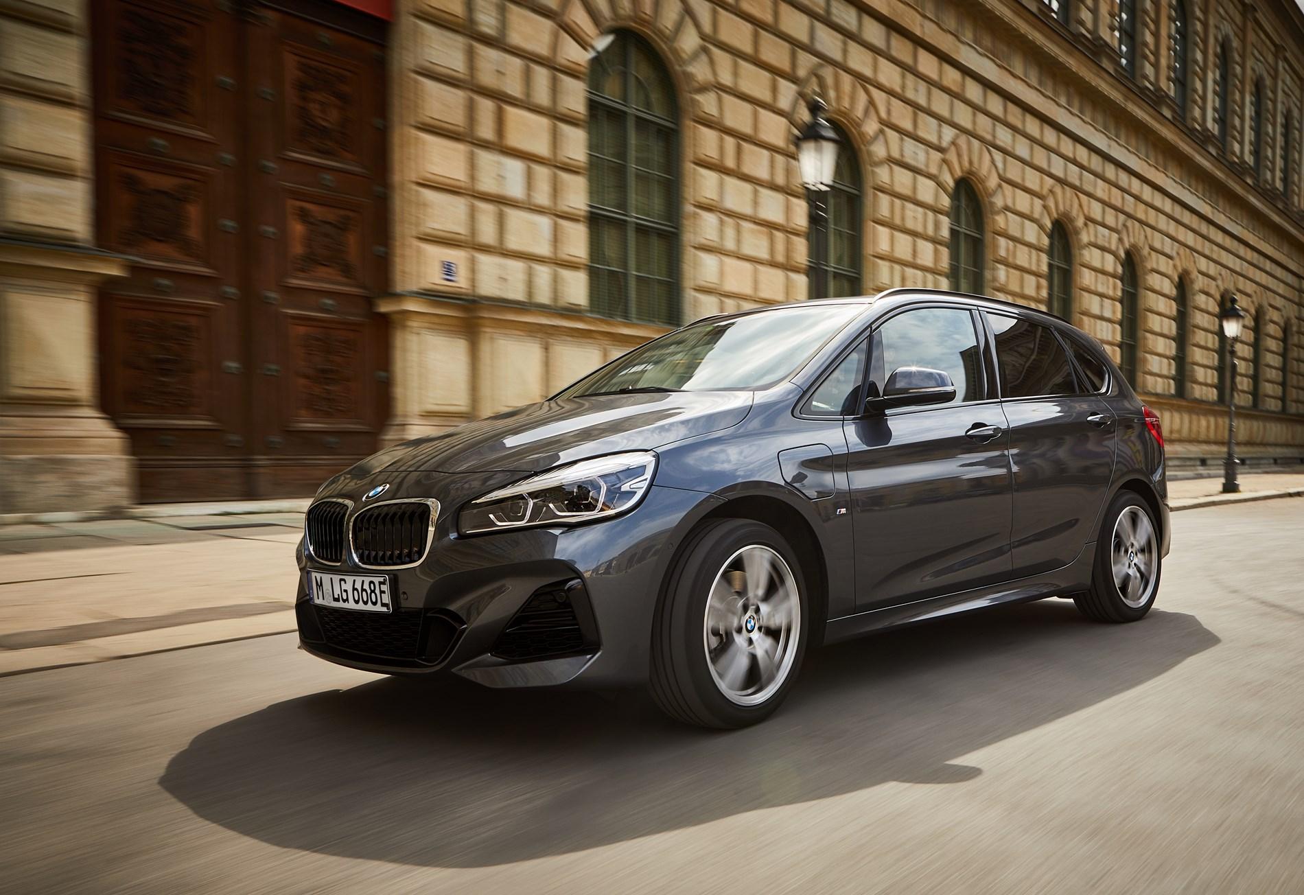 Veelzijdiger en efficiënter dan ooit: de nieuwe BMW 225xe Active Tourer.