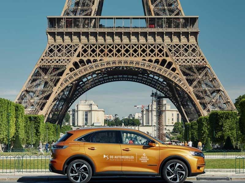 Défilé DS Automobiles à la Paris Fashion Week