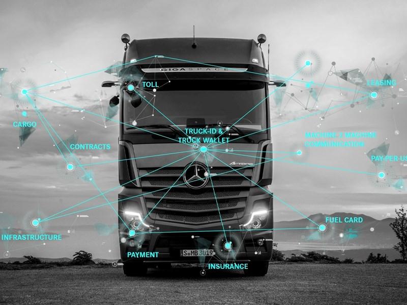 Car Avenue Projet pilote : les camions Daimler Trucks apprennent à effectuer des paiements