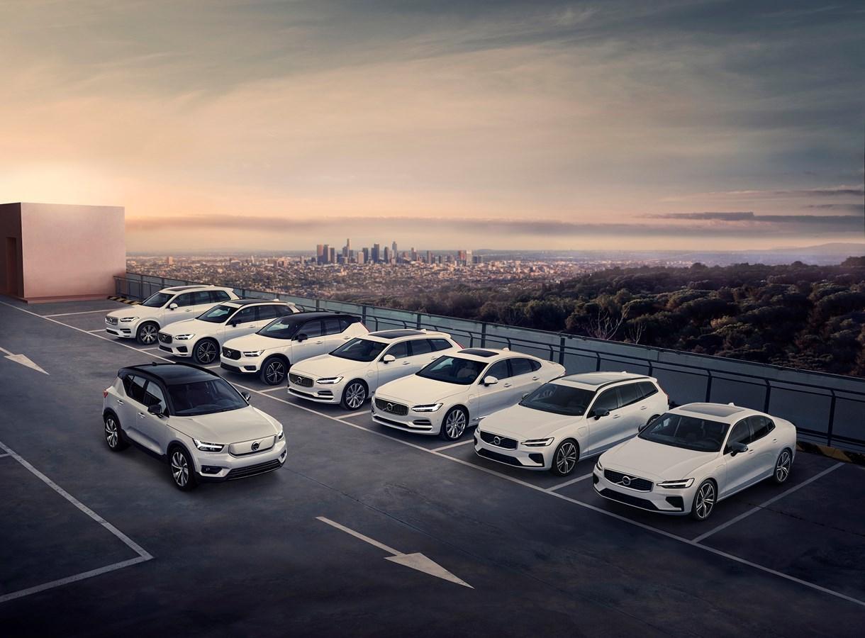Volvo Cars gaat blockchaintraceerbaarheid implementeren voor het kobalt in accu's van elektrische wagens