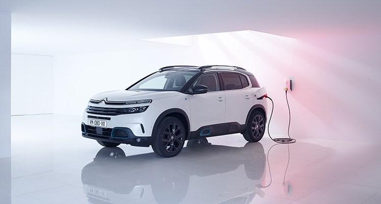 C5 Aircross SUV Hybrid: ë-Comfort class SUV