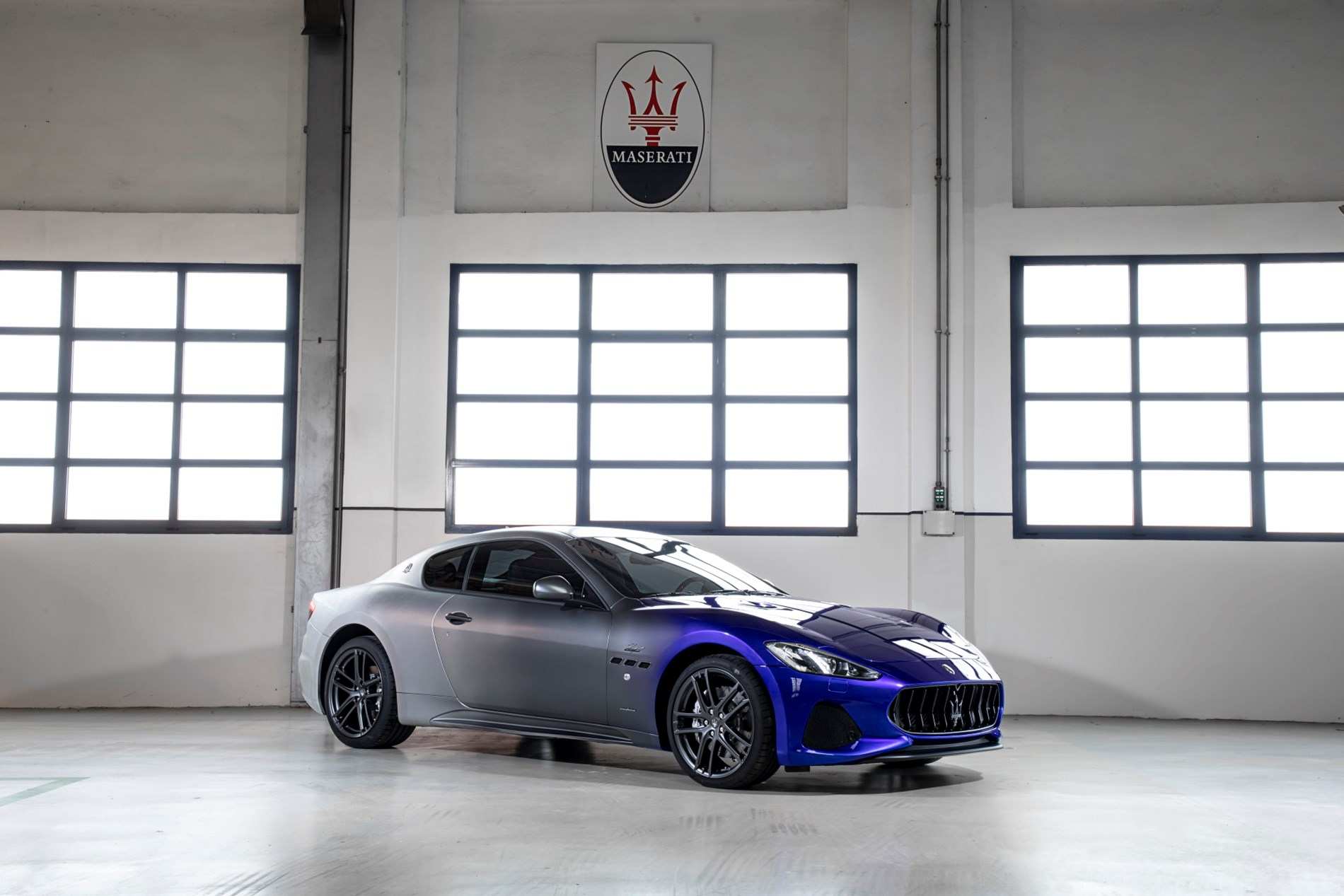 GranTurismo Zéda projects Maserati towards the future: from the Modena plant the new era for the Brand begins